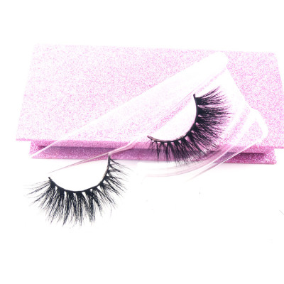 Best Selling reasonable Price Wholesale False eyelashes With Lashes boxes Mink Full Strip Lashes