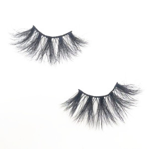 luxury 25mm Mink Eyelash Cruelty-free Full Volume eyelashes New Style mink Eyelashes