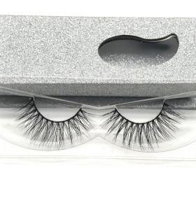 2019 3d mink lashes eyelash factory wholesale high quality private label eyelashes