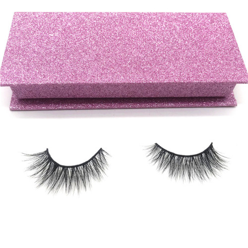 Eyelashes mink vendors wholesale 3d real mink eyelashes private label customer eyelashes boxes
