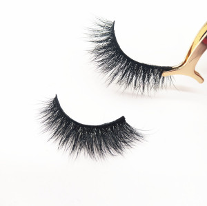 Mink lashes 22mm professional mink 3d eyelashes vendors wholesale private label 3d mink eyelashes