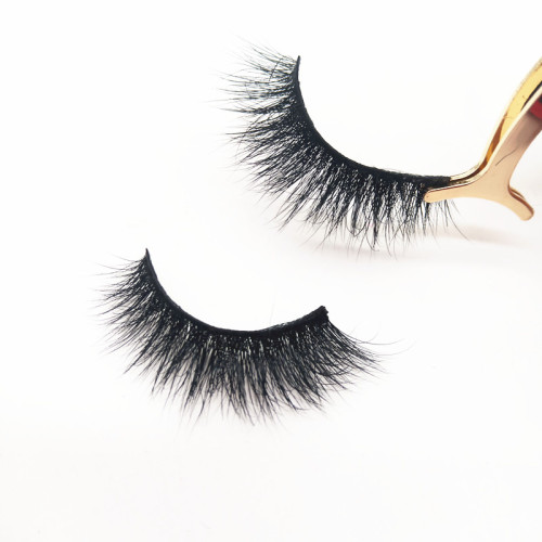 Mink lashes 22mm professional mink 3d eyelashes vendors wholesale private label 3d mink eyelashes
