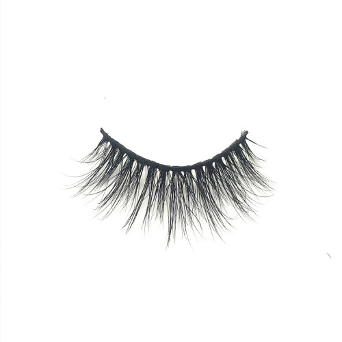 Custom Natural length Different Styles 100% Handmade 3D Faux Mink Eyelashes and Packaging