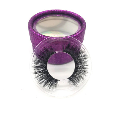 Factory Price Faux mink EyeLash Comfortable and soft band Strip Lashes