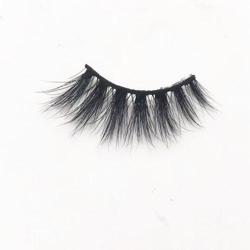 Veteran high quality 5d  mink eyelash clear tray lashes , private label mink eyelashes vendors