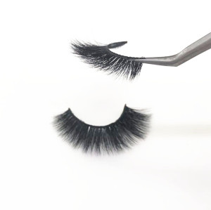 100% siberian mink lashes custom made eyelashes wholesale  individual mink eyelashes with packaging