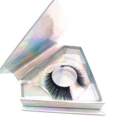 Wholesale Private label 3D Mink Eyelashes Vendor, Custom Logo and box Handmade Own Brand