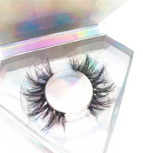 Luxury mink eyelash vendors, top quality mink lashes 22mm, wholesale private label 3d mink lashes