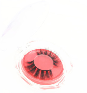 Popular styles mink strip lashes best false strip regular length eyelashes for beauty