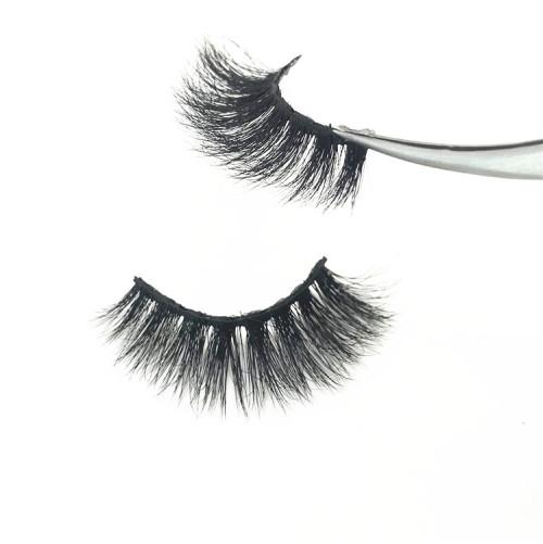 100% cruelty free lashes faux mink strip eyelashes false eyelashes with custom eyelash packaging box