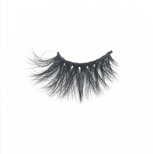 Super quality wholesale private label 100% real 3d mink eyelashes for beauty Box Packaging