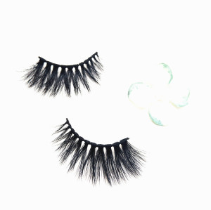 Wholesale private label eyelashes 3D real mink,lash tech ,100% mink eyelash extensions