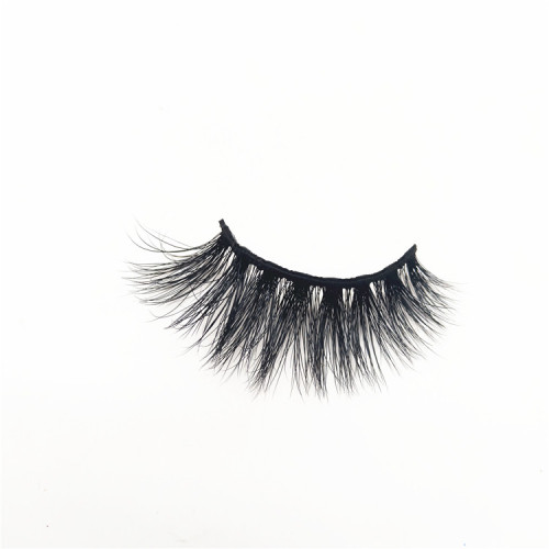 Wholesale mink eyelash strips,top quality private label mink lashes,create own brand mink eyelashes