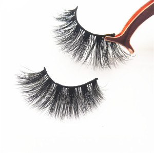 Veteran private label eyelashes 3D mink ,mink eyelash with custom packaging,lash vendors