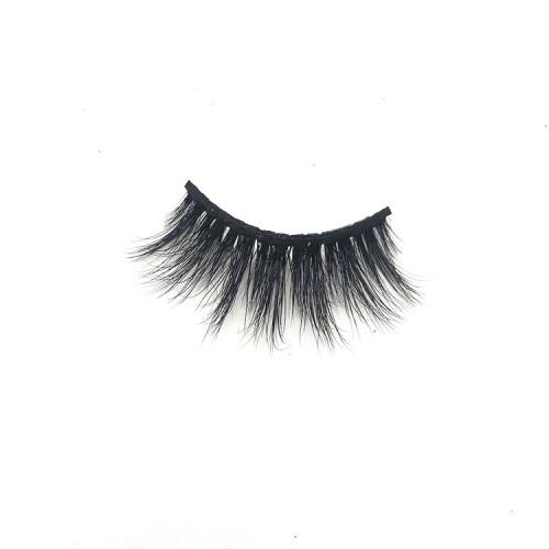 High quality 3d mink false eyelash vendors sell mink lashes creat your own mink individual eyelash
