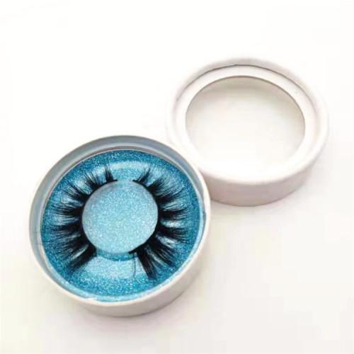China Factory Price Wholesale Real Private Label False Mink Eyelashes Vendor 3d Mink Eyelashes