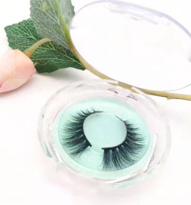 Custom Eyelash Packing High Quality  100% Real 3d Mink Strip Lashes Vendor, Handmade 3d Mink Eyelashes
