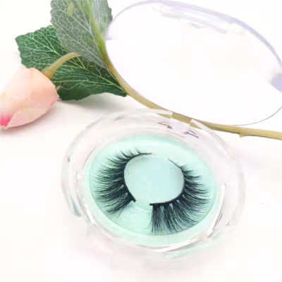Custom Eyelash Packing High Quality  100% Real 3d Mink Strip Lashes Vendor, Handmade 3d Mink Eyelashes