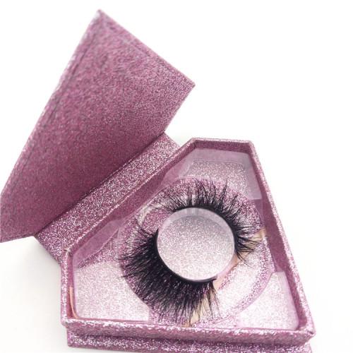 Wholesale Lashes Mink 3d Mink Eyelashes with Customize Box Lashes3d Vendor Bulk