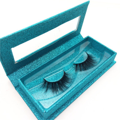 Best quality eyelash strip Own Brand Custom Package Private Label 3D Mink Eyelashes