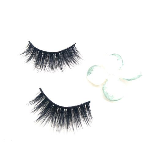 Best quality eyelash strip Own Brand Custom Package Private Label 3D Mink Eyelashes