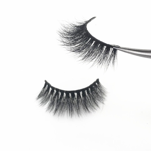3D Mink Lash Strips With Custom Packaging Cruelty Free Mink Lashes Wholesale Mink Eyelashes
