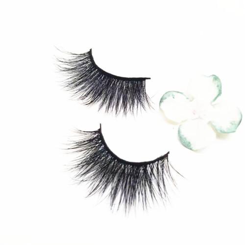 Mink Eyelashes Vendors Supplies handmade 3d mink eyelashes with custom eyelashes box your own brand