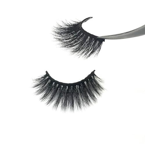 Make Own Brand Private Label Mink Eyelashes Vendor Real Mink Lashes 3D Real Mink Eyelashes Boxes