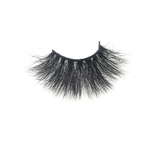 25mm real mink eyelash wholesale creat your own brand eyelashes customer logo 3d mink eyelashes