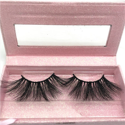 Veteran high quality 25mm mink lashes 100% real siberian fur private label mink eyelashes vendors
