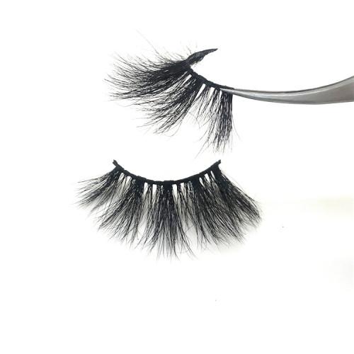 Veteran high quality 25mm mink lashes 100% real siberian fur private label mink eyelashes vendors