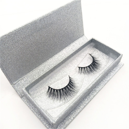 Individual Real Mink Eyelashes, Lash Vendor Cruelty Free Private Label 3D Mink Eyelashes