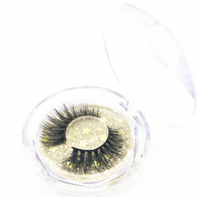 Veteran Oem Custom Package Wholesale Mink Eyelash Private Label 3d Mink Eyelashes Vendor