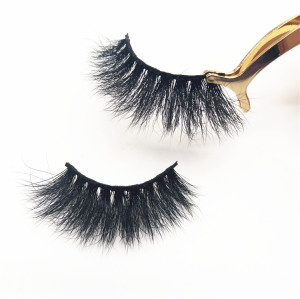 Professional eyelashes vendors wholesale high quality mink eyelashes, private label eyelashes boxes