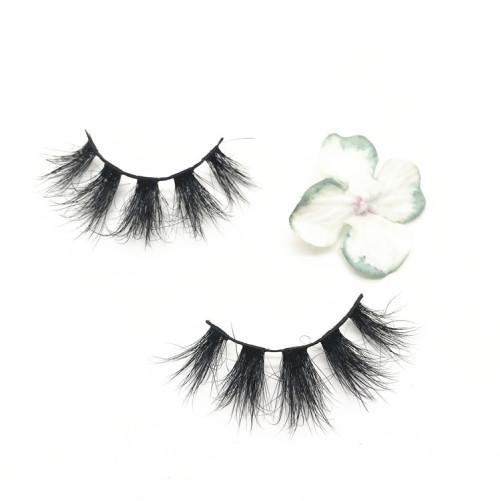 Wholesale Mink Lashes Individual siberian 3d mink eyelashes Package Private Label Eyelashes