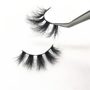 Wholesale Mink Lashes Individual siberian 3d mink eyelashes Package Private Label Eyelashes