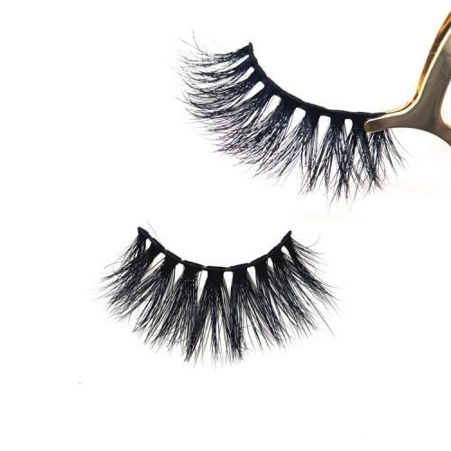 Natural mink eyelashes vendor private label 3d mink eyelashes, custom packaging