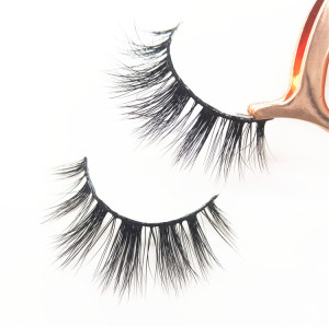 100% Real Siberian Mink Lash Best 5D Eyelash Private Label Mink Lahes 3D Mink Eyelash