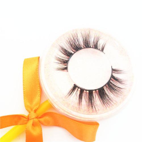 100% Real Siberian Mink Lash Best 5D Eyelash Private Label Mink Lahes 3D Mink Eyelash