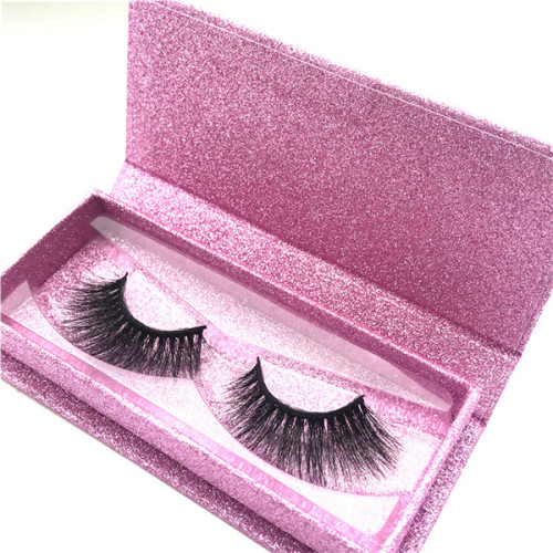 Wholesale price Real Mink Eyelashes 3d Mink Lashes Wholesale Private Label 3d  Mink Lashes
