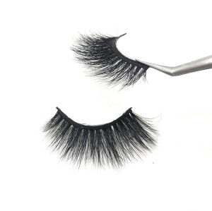 Wholesale price Real Mink Eyelashes 3d Mink Lashes Wholesale Private Label 3d  Mink Lashes