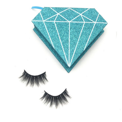 Mink eyelashes vendor 3D mink eyelashes fluffy mink eyelashes  private label lashes boxes