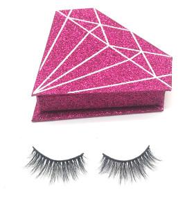 New Design Own Brand Mink Eyelashes Private Label 3D Mink Eyelashes, Natural Mink eyelashes vendors