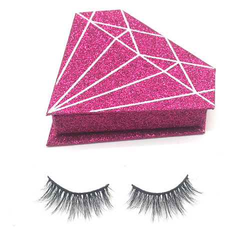 New Design Own Brand Mink Eyelashes Private Label 3D Mink Eyelashes, Natural Mink eyelashes vendors