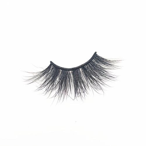 3d mink lahes 25mm hot selling  2020 3d mink eyelashes private label 25mm mink lashes