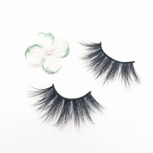 3d mink lahes 25mm hot selling  2020 3d mink eyelashes private label 25mm mink lashes