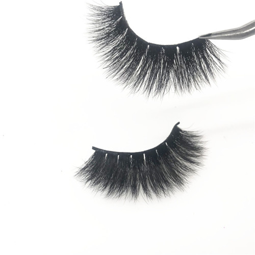 Luxury 3d mink eyelashes ,soft black cotton band mink eyelashes,wholesale 3D Siberian Mink Eyelashes