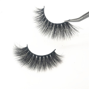 Makeup Private Label 3D real mink eyelashes creat your own brand eyelashes 3d mink eyelashes