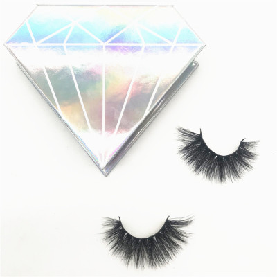 Premium mink eyelashes , wholesale mink fur lashes private label 3D mink eyelashes