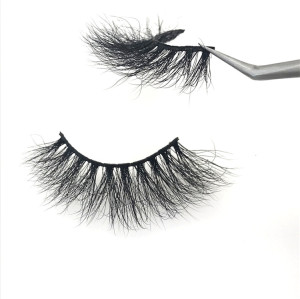 Luxury Handmade 100% Real 3D Mink Eyelashes, Fluffy 3D Mink Lashes, New Fashion Mink Lashes Boxes